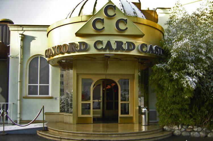 Concord Card Club