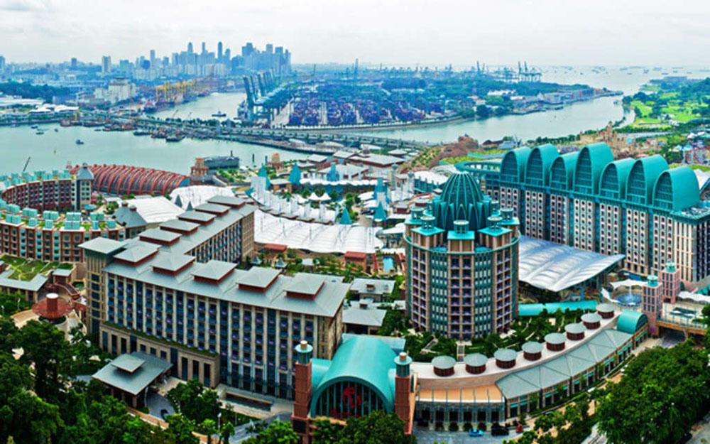 Kasino Resort World Sentosa Singapura: Destinasi Judi Terdekat Dari Indonesia